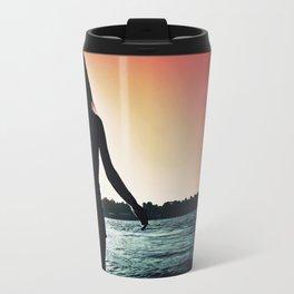 I Turn Around And You're On Fire Travel Mug