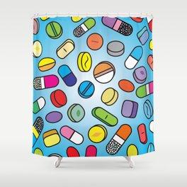 Drugs n Pills Shower Curtain