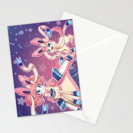 Gijinka Ninfia Stationery Cards