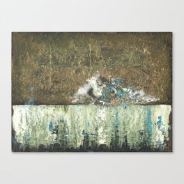 Tarnished Revisited Canvas Print