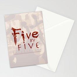 Faith the Vampire Sayer Stationery Cards