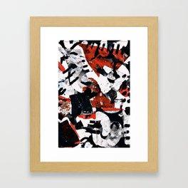 Pattern № 22 Framed Art Print