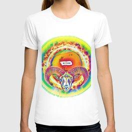 Aries on Fire T-shirt