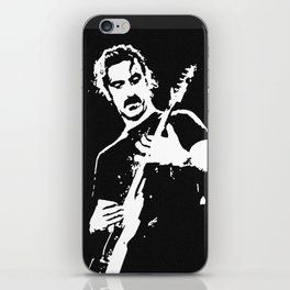 Zappa Guitar iPhone Skin