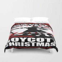 Christmas Resistance  Duvet Cover
