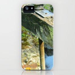 Gate iPhone Case