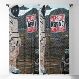 Area 51 Blackout Curtain