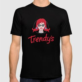 Trendy's T-shirt