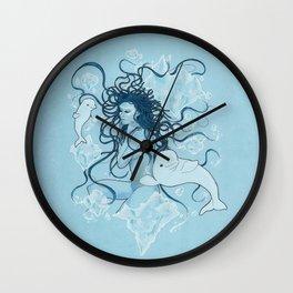ICE (Beluga) Wall Clock
