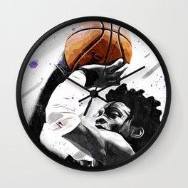 De'Aaron Fox Jimmy Butler Basketball Print Basketball Wall Art Basketball Poster Basketball Wall Decor Poster Wall Clock
