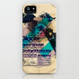 Glaciers - Exploration #4 iPhone Case