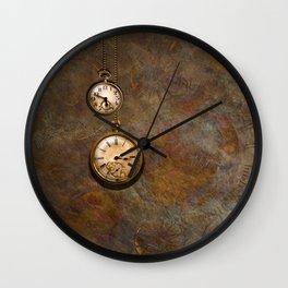 Clockworks Wall Clock