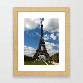 Parisian Summer Framed Art Print