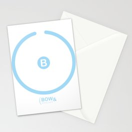 Bow and arrows Stationery Cards