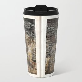 It's not a competition 03b Travel Mug