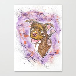 Annabel Canvas Print