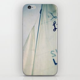 Sail #2 iPhone Skin