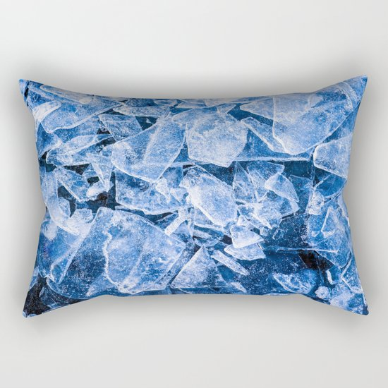 Ice Rectangular Pillow