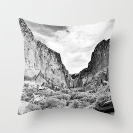 Vortex 2 Throw Pillow