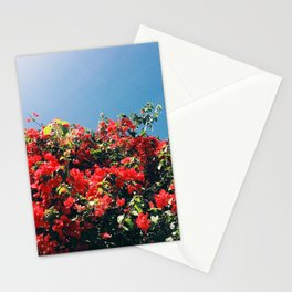 Bougenvilye Manman M' Stationery Cards