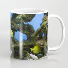 Sea Blue Fish Coffee Mug