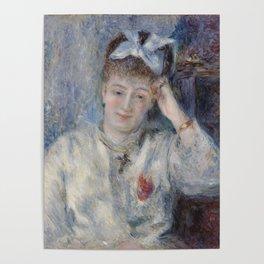 Portrait of Mademoiselle Marie Murer Poster