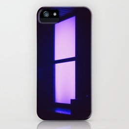 Super-Synthwave  iPhone Case