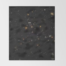 THE UNIVERSE - Space | Time | Stars | Galaxies | Science | Planets | Past | Love | Design Throw Blanket