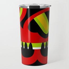 Hei Tiki New Zealand Travel Mug