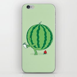 The Making of Strawberry iPhone Skin