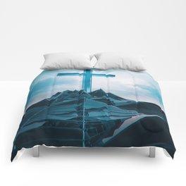 2GOD BE THE GLORY EGFXF28 Comforters