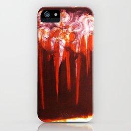 Egg Splat iPhone Case