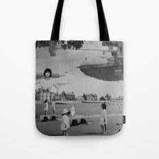 Girls of Summers Past Tote Bag