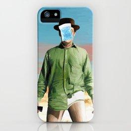 Les Cristaux de l'Homme iPhone Case