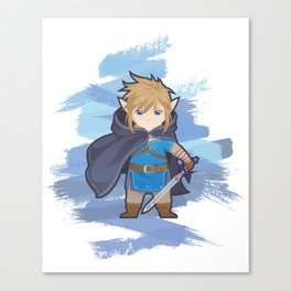 Link: Breath of the Wild Canvas Print