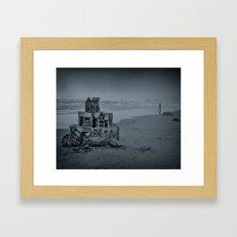 The Imagical Castle Framed Art Print