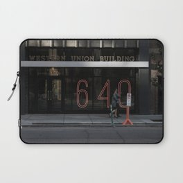 That's how many times. Laptop Sleeve