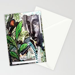 Garden Art - Water Goddess Stationery Cards