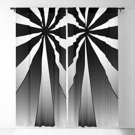 Black hole sun Blackout Curtain