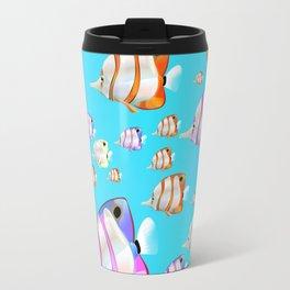 Tropical Fish Travel Mug