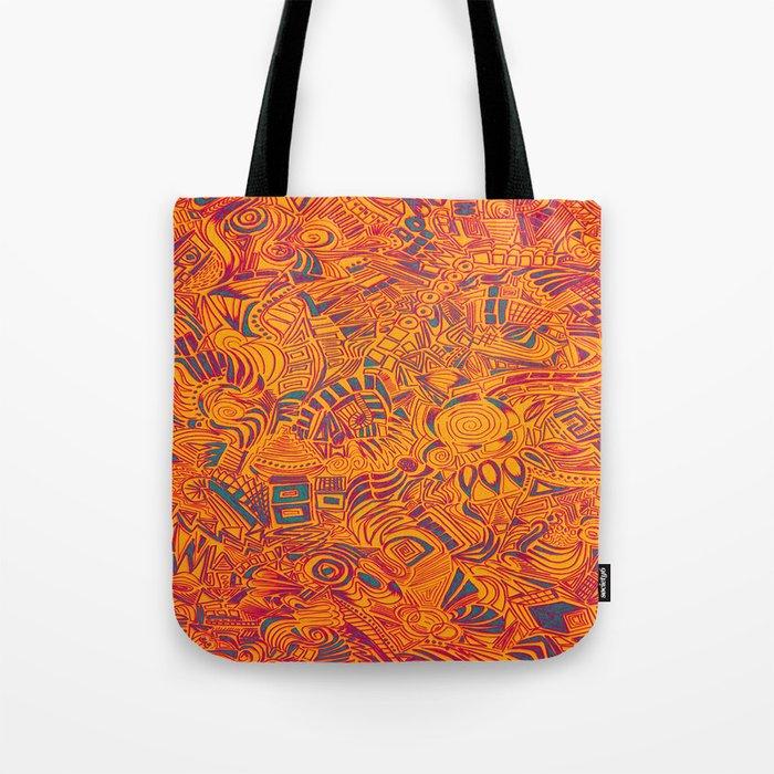 Flavor Tote Bag