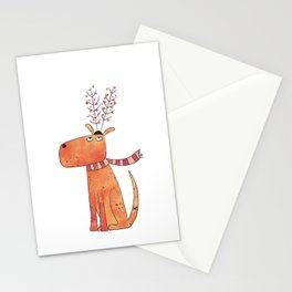 The Antler Hat Stationery Cards