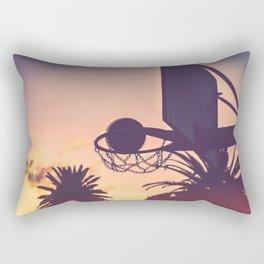 basketball hoop 1 Rectangular Pillow
