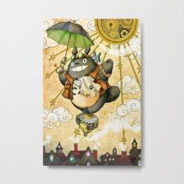 My neighbor Totoro's Metal Print