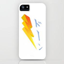 Thunderstruck! iPhone Case