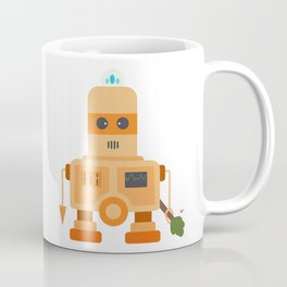 Robo Demolisher Coffee Mug