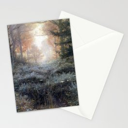 John Everett Millais Dew-Drenched Furze Stationery Cards