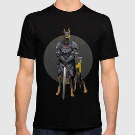 Doberman Knight T-shirt