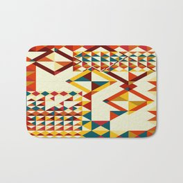 Playing puzzle Bath Mat