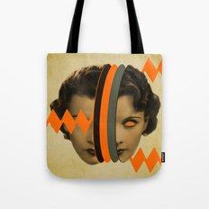 headache girl Tote Bag